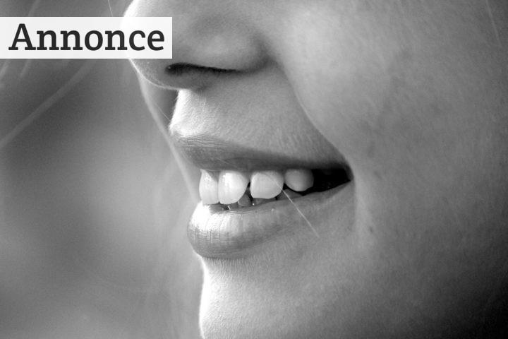 Sådan passer du godt på dine tænder