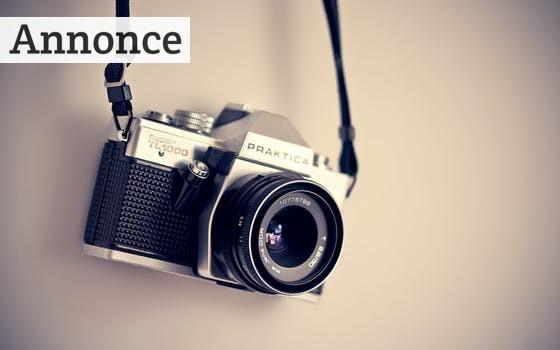 Lær at tage gode billeder – og brug dem til noget!
