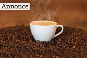 Hold dit kaffeindtag ved lige – også om sommeren!
