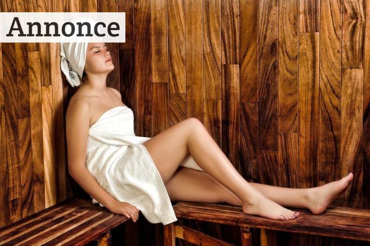 Den perfekte gave til dig selv kan være en sauna