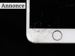 Derfor skal du få din iPhone repareret