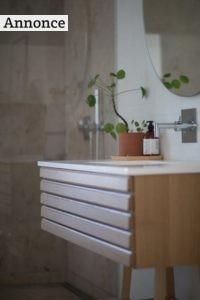 Hvordan indretter jeg mit badeværelse?