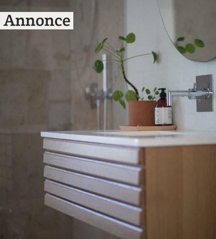 Skal du have nyt badeværelse? Få inspiration her