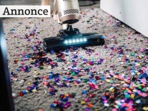 Robotstøvsuger – Er det noget for dig?