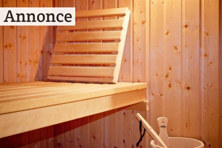 Fordele ved at købe en infrarød sauna