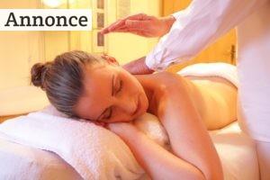 Forkæl dig selv med lækker massage nær Lyngby og Gentofte
