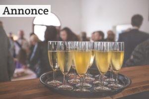 Lad et eventbureau stå for din firmafest