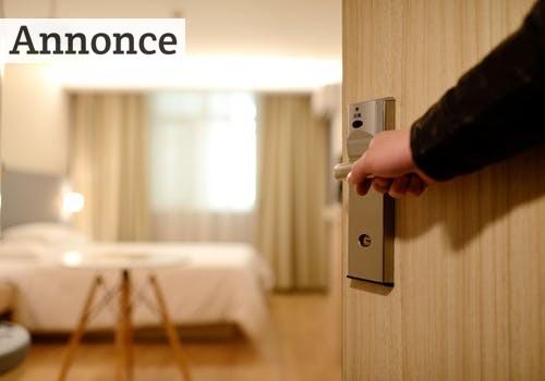 Invitér din partner på et hyggeligt hotelophold